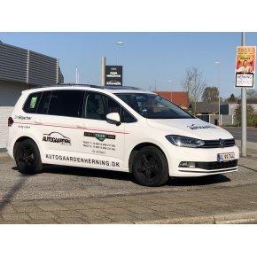 VW Passat - Hvid Taxi - Autogården Herning