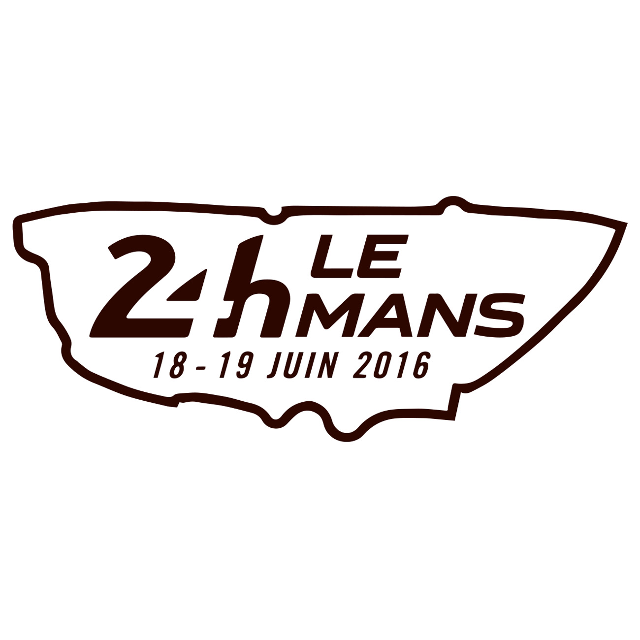 24 lemans logo 2016 2 vis alle stickers. Black Bedroom Furniture Sets. Home Design Ideas