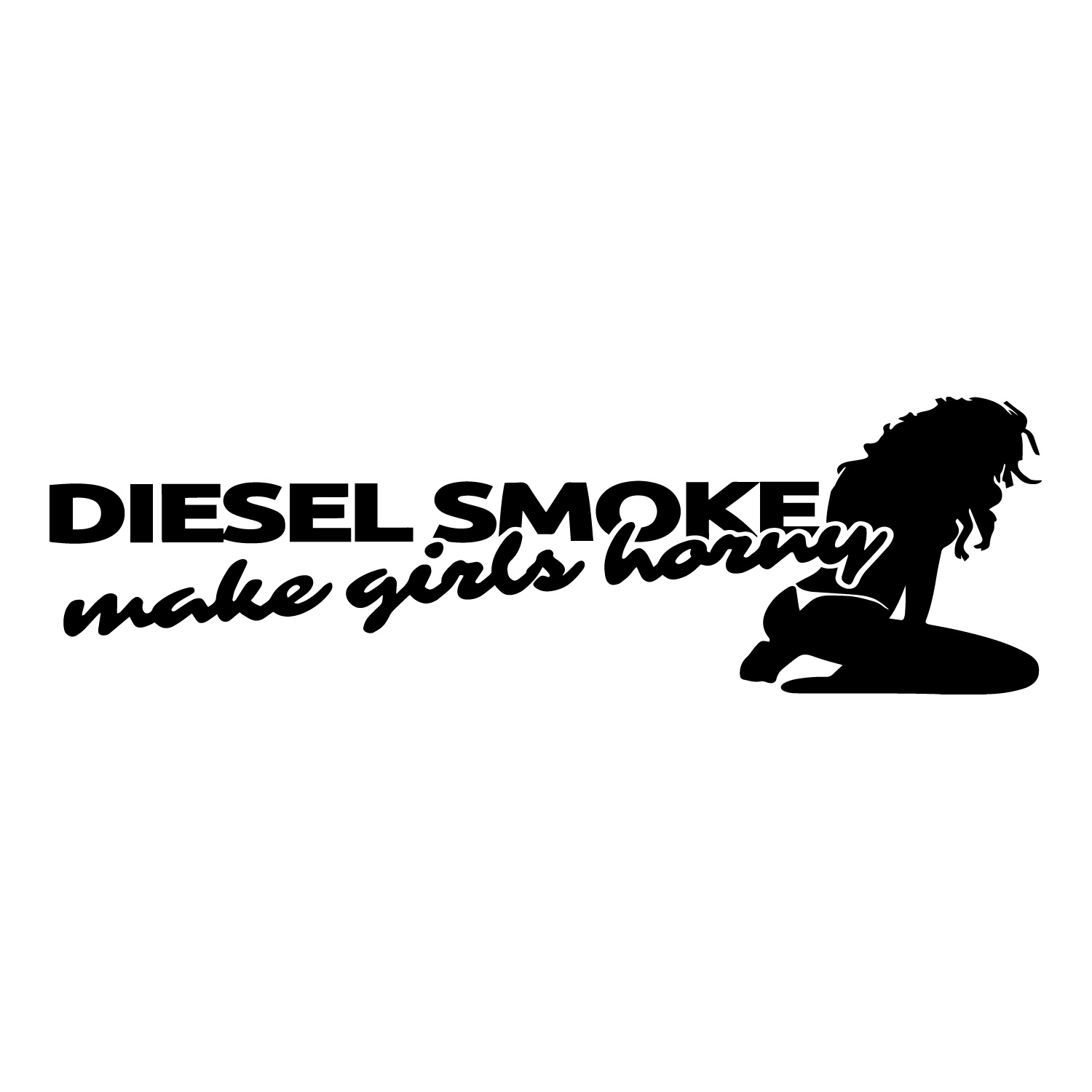 how to make thick diesel smoke